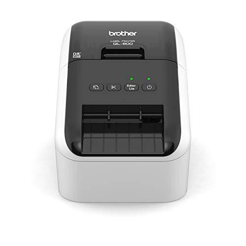 Brother QL-800 - Impresora de Etiquetas (USB 2.0, Cortador...