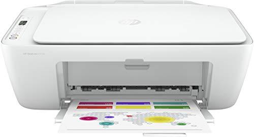 HP DeskJet 2710 - Impresora multifunción (7.5 ppm, A4, WiFi,...