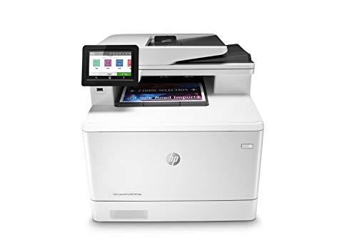 HP Color LaserJet Pro M479dw - Impresora láser multifunción,...