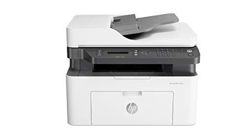 HP Laser MFP 137fnw - Impresora láser multifunción (imprime,...