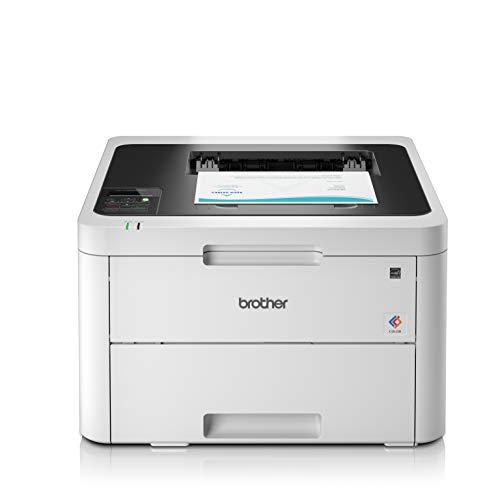 Brother HL-L3230CDW - Impresora láser color (WiFi, LED, USB 2.0,...