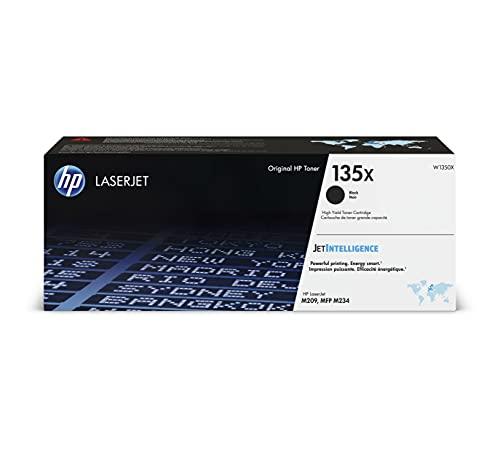 HP 135X High Yield Black Original Laserjet Toner Cartridge...