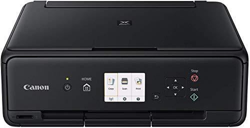 Impresora Multifuncional Canon PIXMA TS5050 Negra Wifi de...