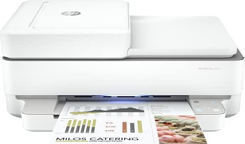 HP Envy Pro 6420 5SE45B, Impresora Multifunción Tinta A4, Color,...