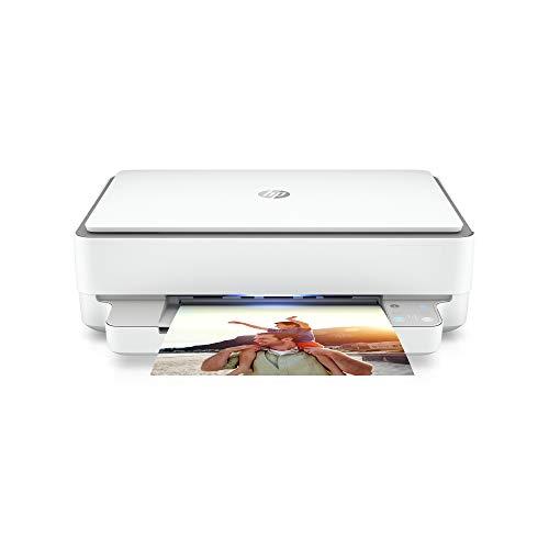 HP Envy 6020 - Impresora multifunción tinta, color, Wi-Fi,...