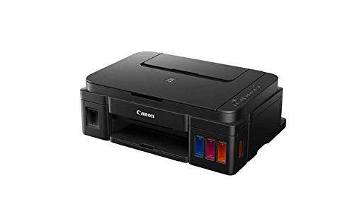 Impresora Multifuncional Canon PIXMA G3501 Negra Wifi de...