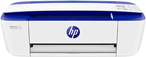 HP DeskJet 3760 - Impresora multifunción tinta, color, Wi-Fi,...