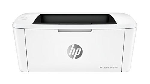 HP LaserJet Pro M15w - Impresora láser (USB 2.0, WiFi, 18 ppm,...