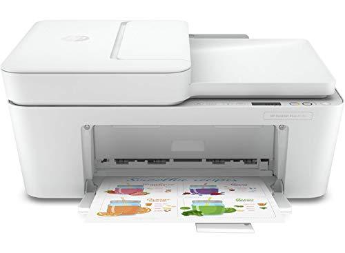 HP DeskJet Plus 4120 - Impresora multifunción tinta, color,...