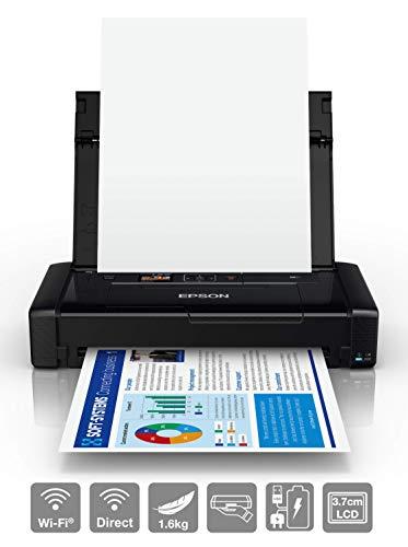 Epson Workforce WF-110W - Impresora de inyección de Tinta...