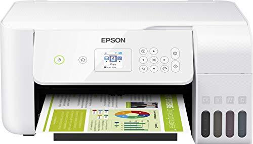 Epson EcoTank ET-2726 - Impresora de inyección de tinta 3 en 1...