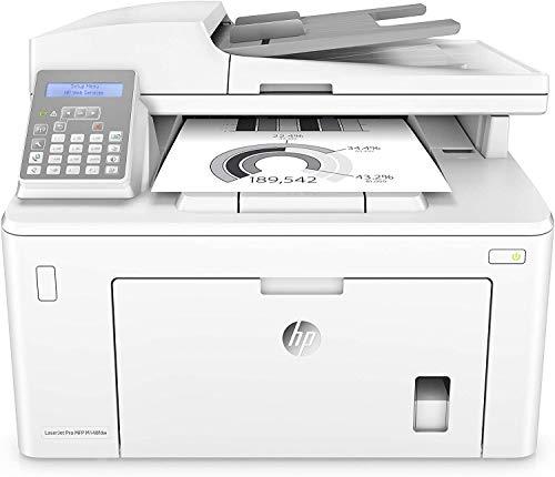 HP LaserJet Pro MFP M148fdw - Impresora láser multifunción,...