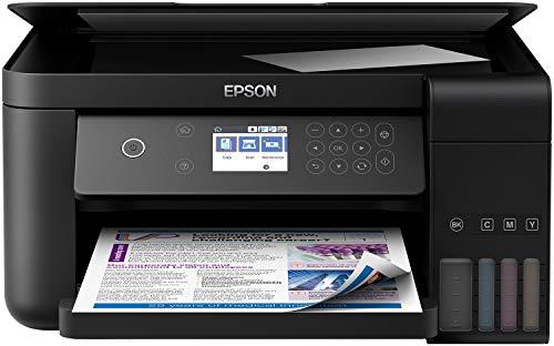 Epson EcoTank ET-3700, Impresora WiFi A4 Multifunción de Alto...