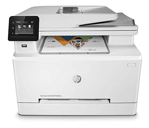 HP Color LaserJet Pro MFP M283fdw - Impresora láser...