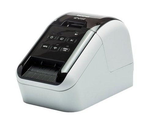 Brother QL810W - Brother QL-810W - Impresora de Etiquetas (WiFi,...