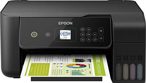 Epson ecotank et-2720 inyección de tinta 33 ppm 5760 x 1440 dpi...