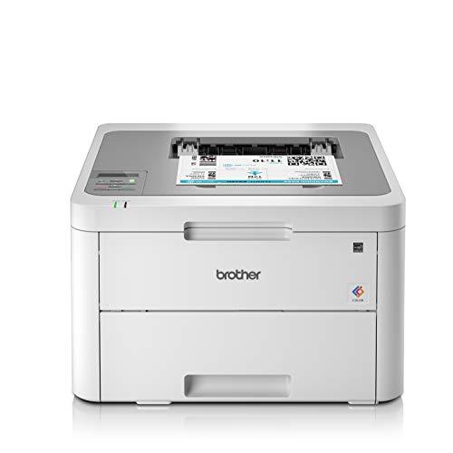 Brother HL-L3210CW - Impresora láser color (Wifi, USB 2.0, 256...