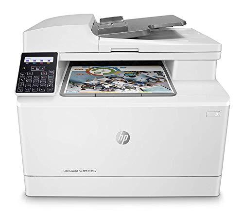 HP Color LaserJet Pro MFP M183fw - Impresora láser...