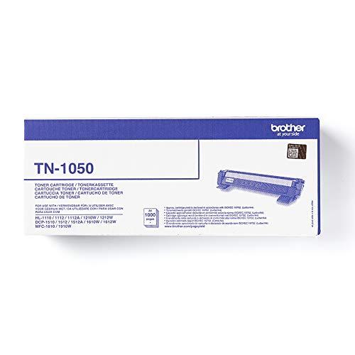 Brother TN1050 - Tóner original para las impresoras HL1110,...
