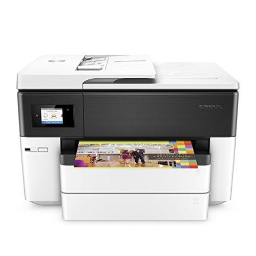 HP Officejet Pro 7740 - Impresora multifunción tinta, color,...