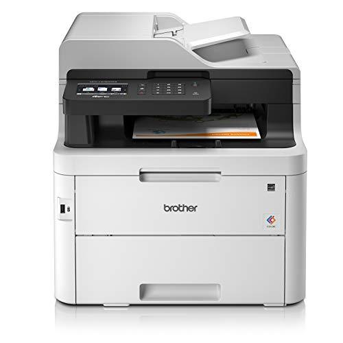 Brother MFC-L3750CDW - Impresora multifunción (Wifi, USB 2.0,...