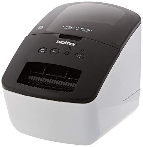 Brother QL700 - Impresora de etiquetas profesional con...