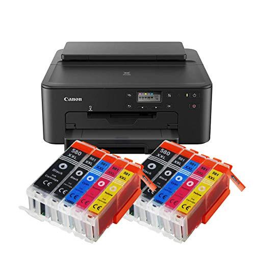 Canon Pixma TS705 TS-705 - Máquina de inyección de tinta a...