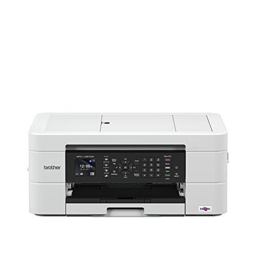 Brother MFC-J497DW - Equipo multifunción de Tinta con fax (A4,...