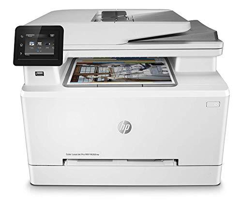 HP Color LaserJet Pro MFP M282nw - Impresora láser...