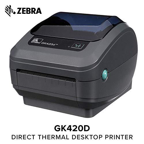 Zebra GK42-202520-000 - Impresora de etiquetas (térmica directa,...