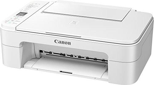 Impresora Multifuncional Canon PIXMA TS3151 Blanca Wifi de...