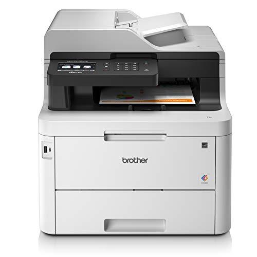 Brother Impresora MFC-L3770CDW A4 láser a Color, para móviles y...
