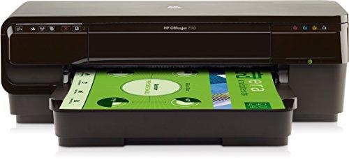 HP Officejet 7110 A3 - Impresora de tinta (4800 x 1200 dpi, USB,...