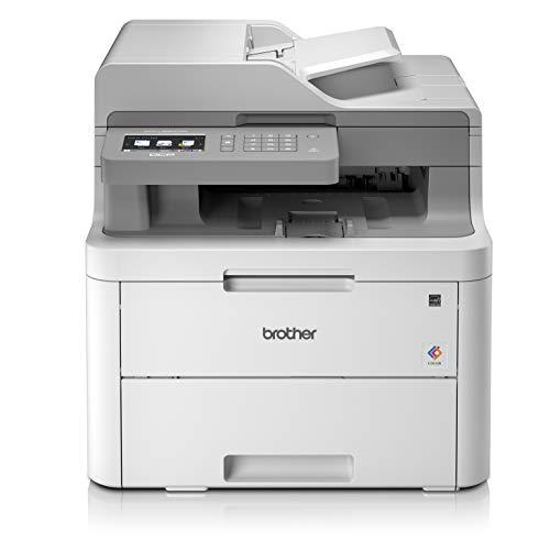 Brother DCP-L3550CDW - Impresora multifunción (Wifi, USB 2.0,...