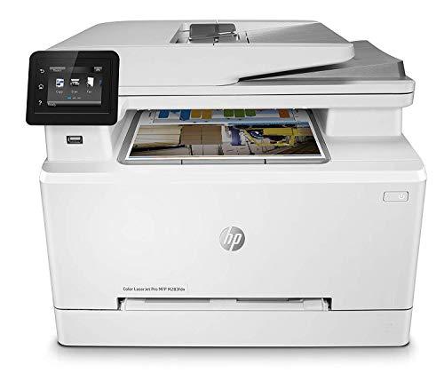HP Color LaserJet Pro MFP M283fdn - Impresora láser...