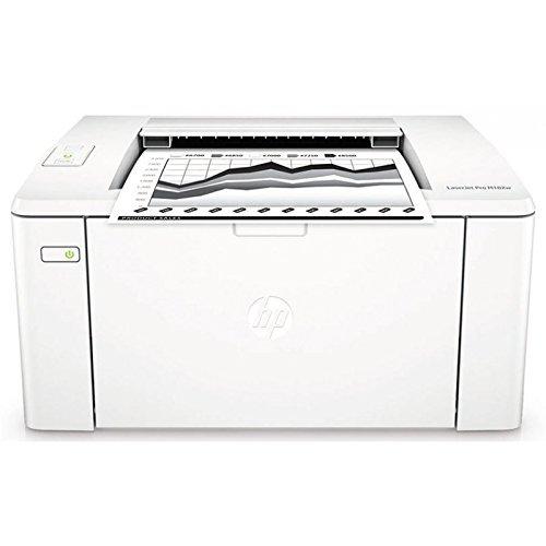 HP LaserJet Pro M102w - Impresora láser (USB 2.0, WiFi, 22 ppm,...