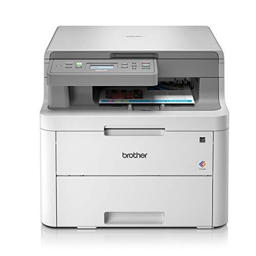Brother DCP-L3510CDW - Impresora multifunción (Wifi, USB 2.0,...