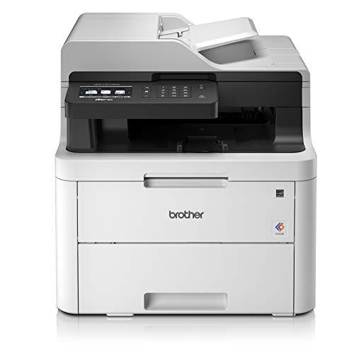 Brother MFC-L3710CW - Impresora multifunción (Wifi, USB 2.0, 512...