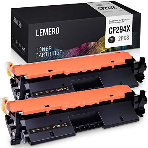 LEMERO Tóner compatible con HP CF294X para HP Laserjet Pro...