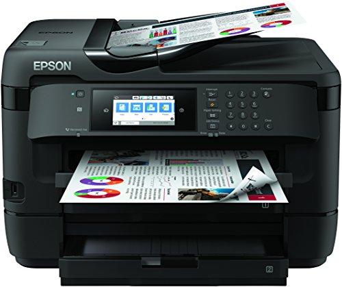 Epson WorkForce WF-7720DTWF, Impresora Multifunción, USB, WIFI,...