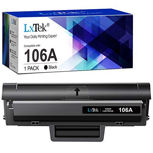 LxTek 106A Compatible Reemplazo para HP 106A W1106A Cartuchos de...