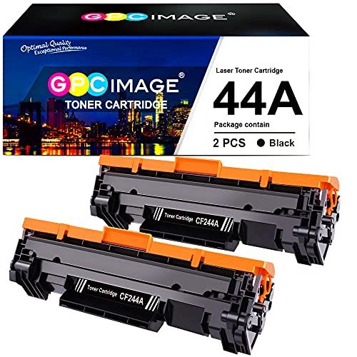 GPC Image 44A CF244A Cartucho de tóner Compatible para HP 44A...