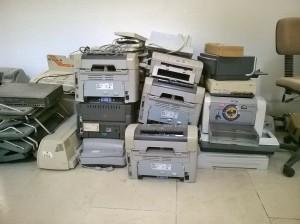 Errores a la hora de imprimir