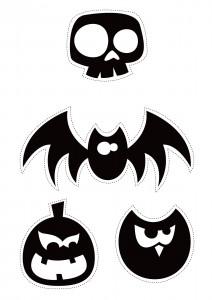 Guirnalda-para-halloween-de-monstruos-y-animales-molde