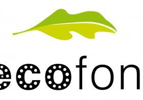 Ecofont, un tipo de letra creado para el ahorro.