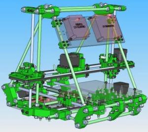 funcionamiento impresora 3d