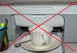 cafe impresora