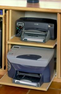 impresora armario