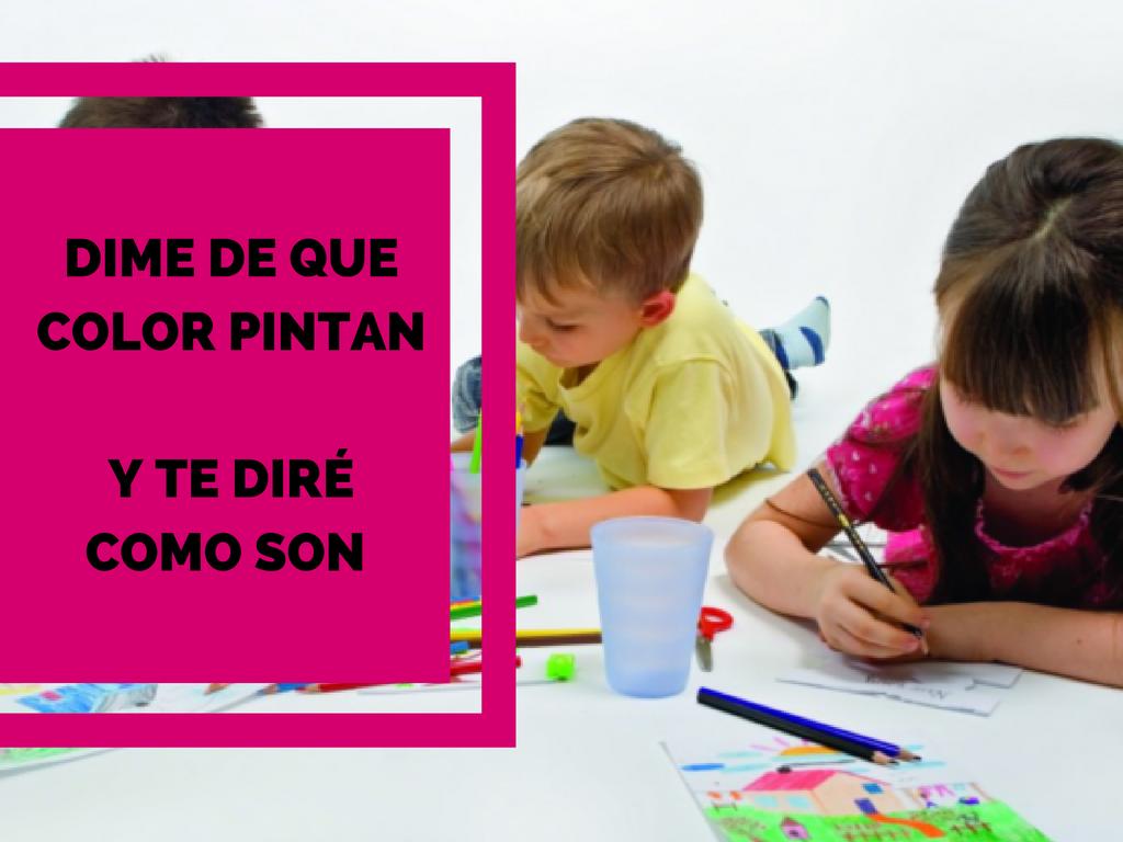 De qué color pinta nuestro niño? Nueva web de descarga de dibujos ...