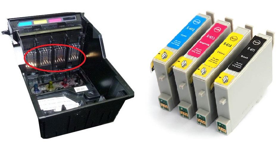 Epson No Reconoce Cartuchos Compatibles A4toner